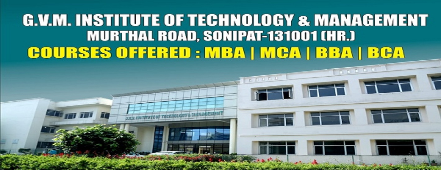 About MCA Department